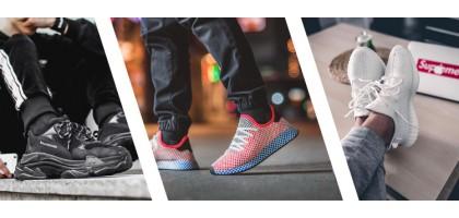 Мужская коллекция обуви