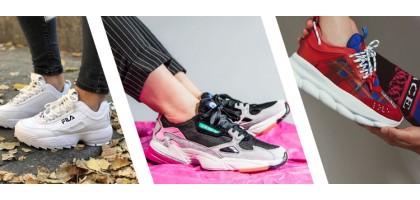 Женская коллекция обуви