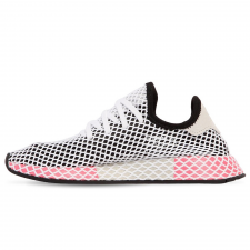 Adidas Deerupt Runner Black/White/Pink