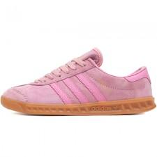 Adidas Hamburg Suede Pink