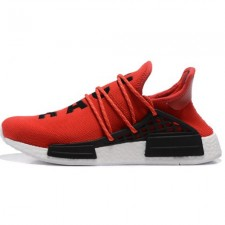 Pharrell Williams x Adidas NMD Human Race Red