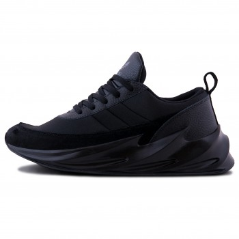 Унисекс кроссовки Adidas Sharks Concept Boost Triple Black