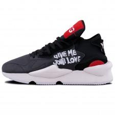 Adidas Y-3 Yamamoto Kaiwa Black/White/Red