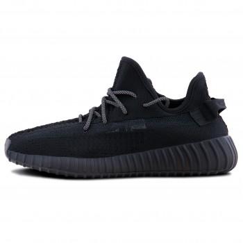 Унисекс кроссовки Adidas Yeezy Boost 350 V2 Black