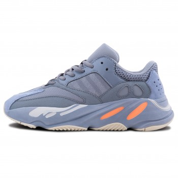Унисекс кроссовки Adidas Yeezy Boost 700 Wave Runner Inertia Gray