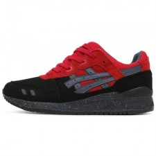 Asics Gel Lyte III Red/Black Concept