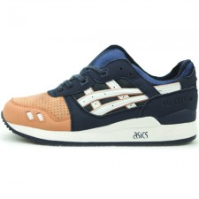 Asics Gel Lyte III Navy/Peach