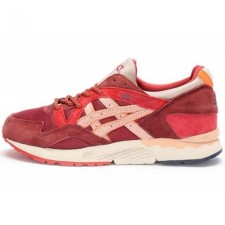 "Asics Gel Lyte V ""Volcano"" Red"