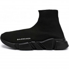 Balenciaga Speed Trainer All Black