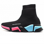 Balenciaga Speed Trainer Black Multi