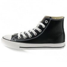 Converse Chuck Taylor All Star Ox Leather High Black