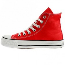 Converse Chuck Taylor All Star High Ox Lean Red