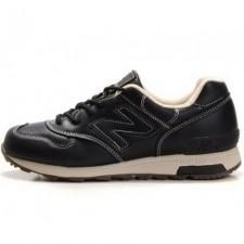 New Balance 1400 Black Leather