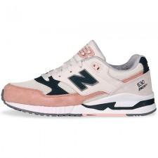 New Balance 530 White/Light Pink