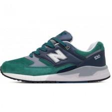 New Balance 530 Green/Dark Blue