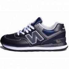 New Balance 574 Classic Darkly Blue