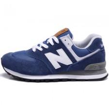 "New Balance 574 ""Classic"" Pack Blue/White"