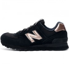 New Balance 574 Black/Bronze