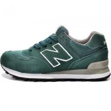 New Balance 574 All Green