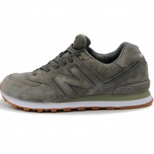 New Balance 574 Grey/Brown