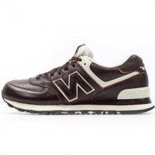 New Balance 574 Classic Brown