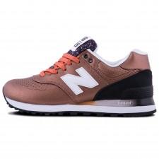 "New Balance 574 ""Gradient Copper"" Pack Bronze"