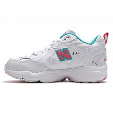 New Balance 608 White/Pink