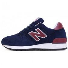 New Balance 670 Navy/Cherry