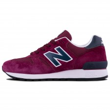 New Balance 670 Cherry/Black