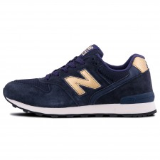 New Balance 996 Dark Blue/Bronze