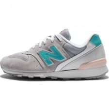 New Balance 996 Grey/Light Blue