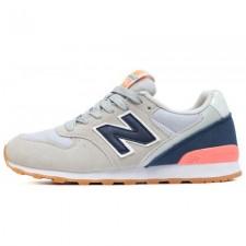 New Balance 996 Light Grey/Navy/Pink