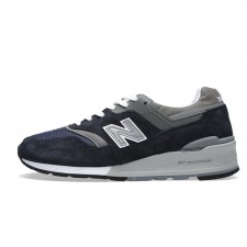 New Balance 997 Giants Dark Blue/Gray
