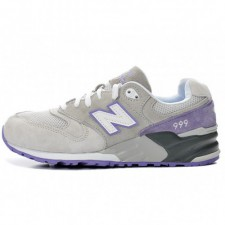 "New Balance 999 ""Cherry Blossom Pack"" Lover Purple/Grey/White"