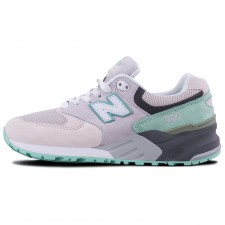 New Balance 999 Grey/Mint