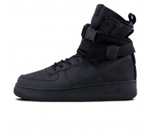 Nike Air Force 1 SF Mid Triple Black