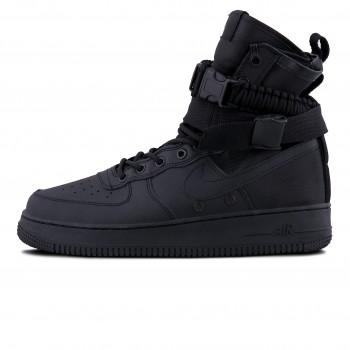 Мужские кроссовки Nike Air Force 1 SF Mid Triple Black