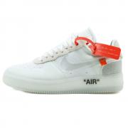 OFF-White x Nike Air Force White
