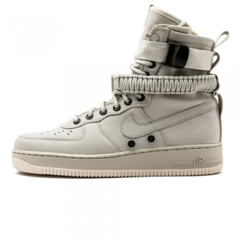Мужские кроссовки Nike SF AF1 Special Field Air Force 1 Gray