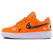 Nike Air Force 1'07 Orange
