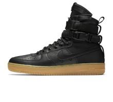 Nike SF AF1 Special Field Air Force 1 Black/Black-Gum Light Brown