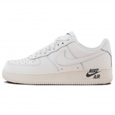 Nike Air Force 1 1 Low Leather Team Light Beige