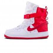 Nike SF AF1 Special Field Air Force 1 Red/White