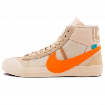 Унисекс кроссовки OFF-White x Nike Blazer Mid 'All Hallows Eve'