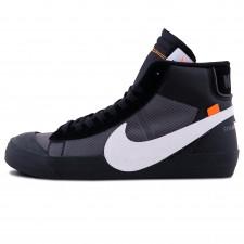 OFF-White x Nike Blazer Mid 'Grim Reapers'