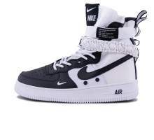 Nike Air Force 1 SF Mid Black/White