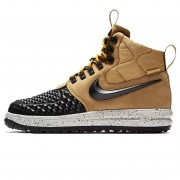 Nike Lunar Force 1 Duckboot '17 Metallic Gold/Light Bone/Black