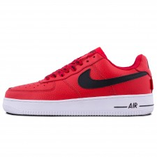 Nike Air Force 1 LV8 NBA Red/Black