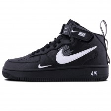 Nike Air Force 1 Mid '07 LV8 Black