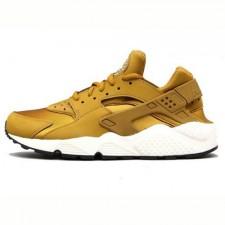 Nike Air Huarache Bronze/Yellow